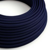 Dark Blue 3 Core Electrical Cable